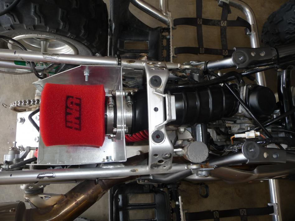 Kawasaki Mojave Breather Screw