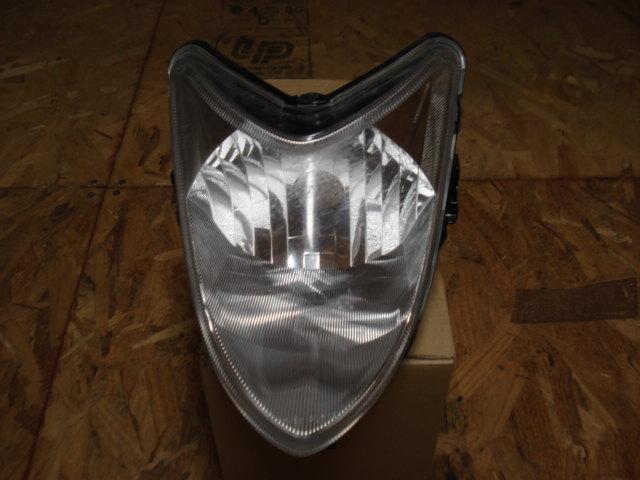 LTZ250 Plastics Head Light Exhaust
