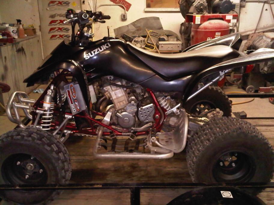2007 Suzuki LTZ400 for sale - Suzuki Z400 Forum : Z400 Forums