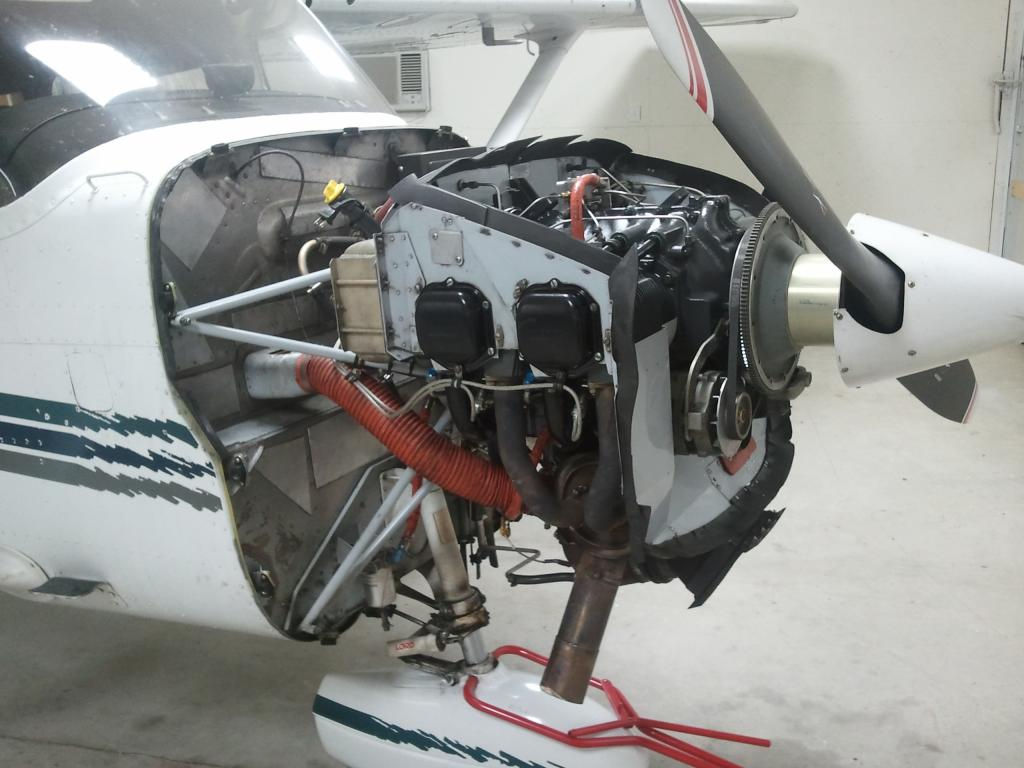 Build Model Airplane Engine