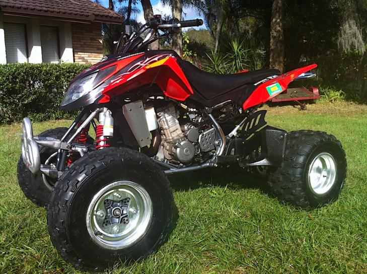 2004 Arctic Cat Dvx400 Florida Suzuki Z400 Forum
