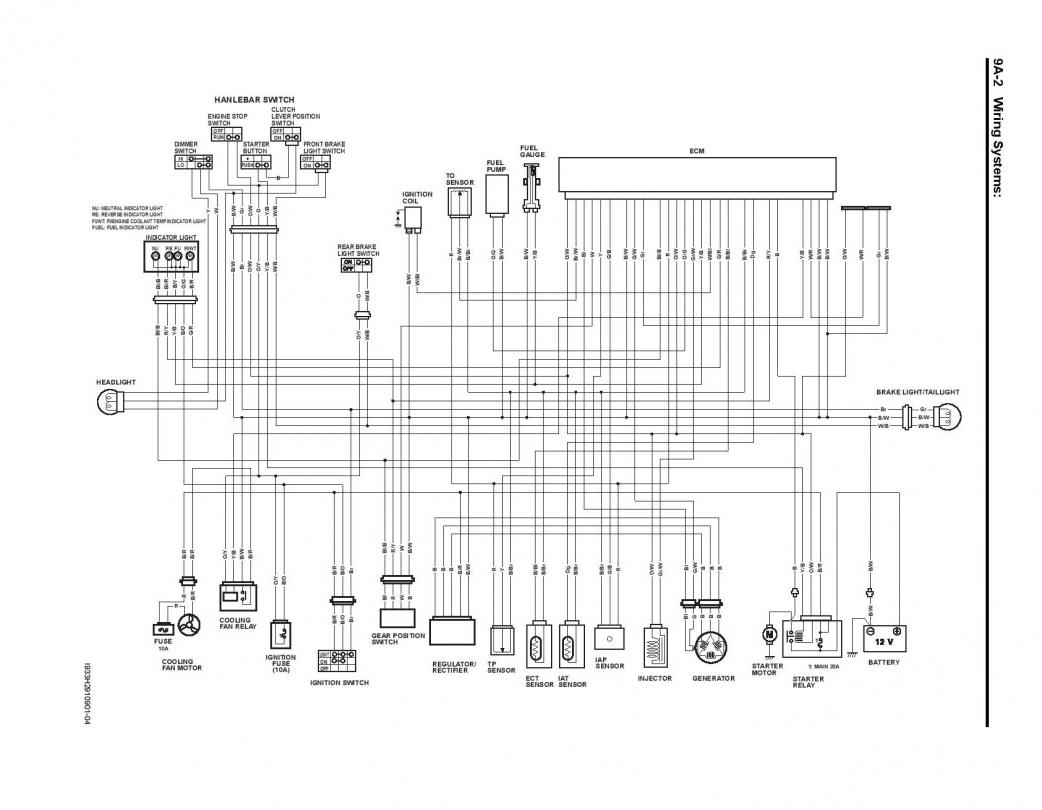 Click image for larger version Name: Diagrama Eléctrico LTZ400K9.jpg Views:  2827 Size
