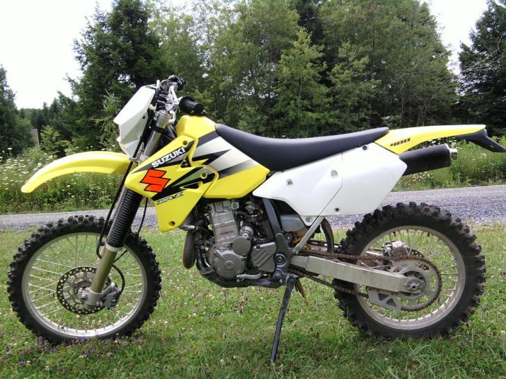 Very Nice 2004 Drz 400
