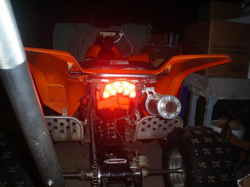 Ktm Tail Light Bulb