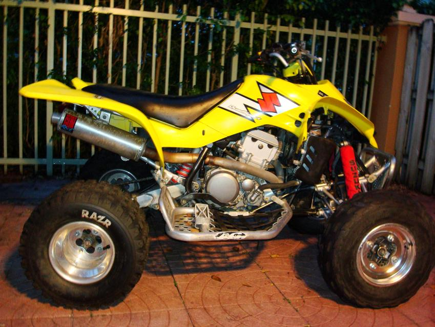 2004 Suzuki LTZ-400 Supper Fast - Suzuki Z400 Forum : Z400 Forums