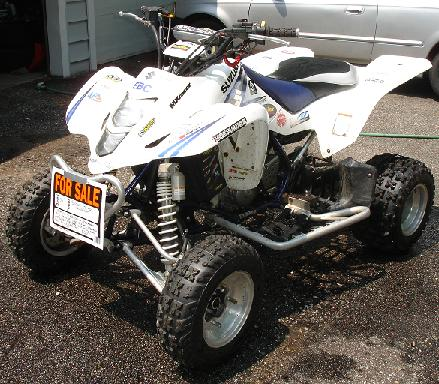 05' suzuki ltz 400 quadsport - suzuki z400 forum : z400 forums
