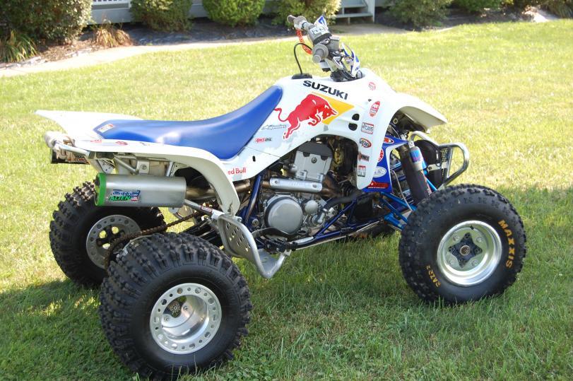 Suzuki Ltz Mods