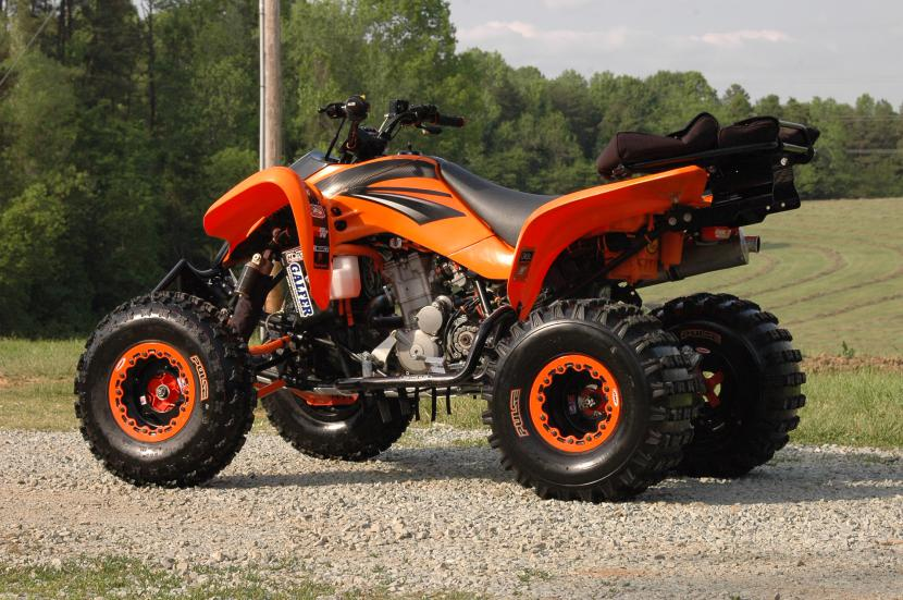 Ltz Kfx 400 Ground Up Build Suzuki Z400 Forum Z400 Forums