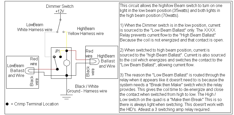 4984d1212773267 hid installation lots pics hid_wiring_rev4 suzuki eiger wiring diagram suzuki eiger engine \u2022 wiring diagrams Cushman 660 Engine at nearapp.co