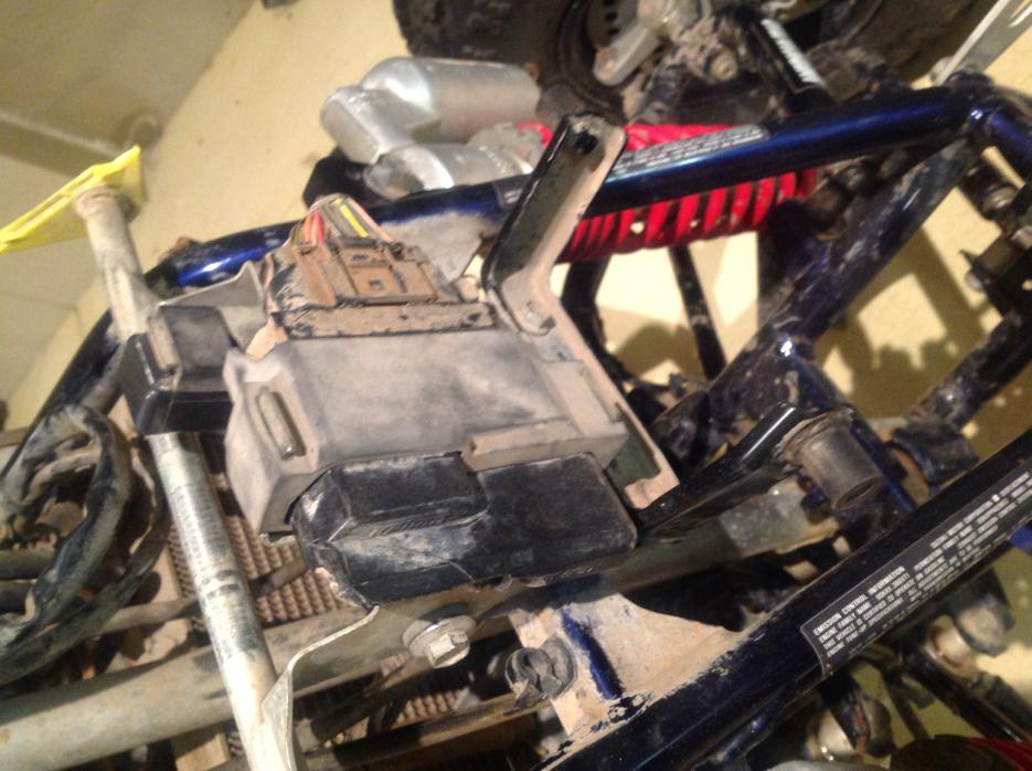 Kawasaki Brute Force  Wont Start