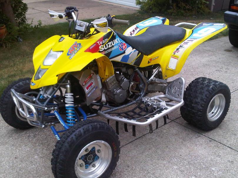 2004 Ltz400  2500