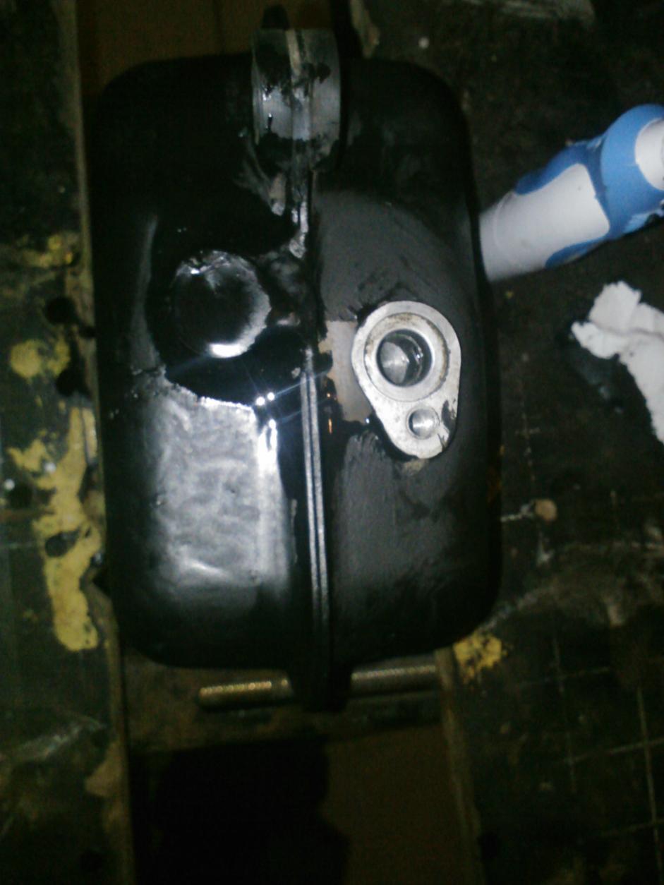 I need your help!! OIL SUMP/ RESERVOIR LTR VS LTZ - Suzuki Z400 ...