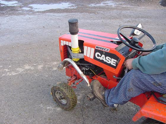 All About Riding Lawn Mower Racing And Rallys