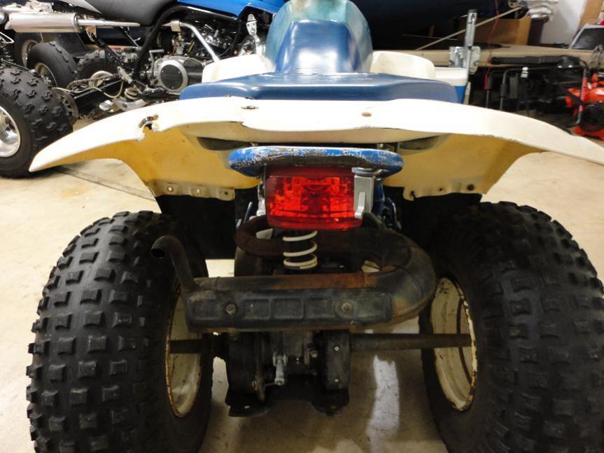 Brake Light Switch For My Suzuki Quad