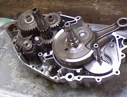 D Transmission Reassembly Help Motor on Ktm Engine Diagram
