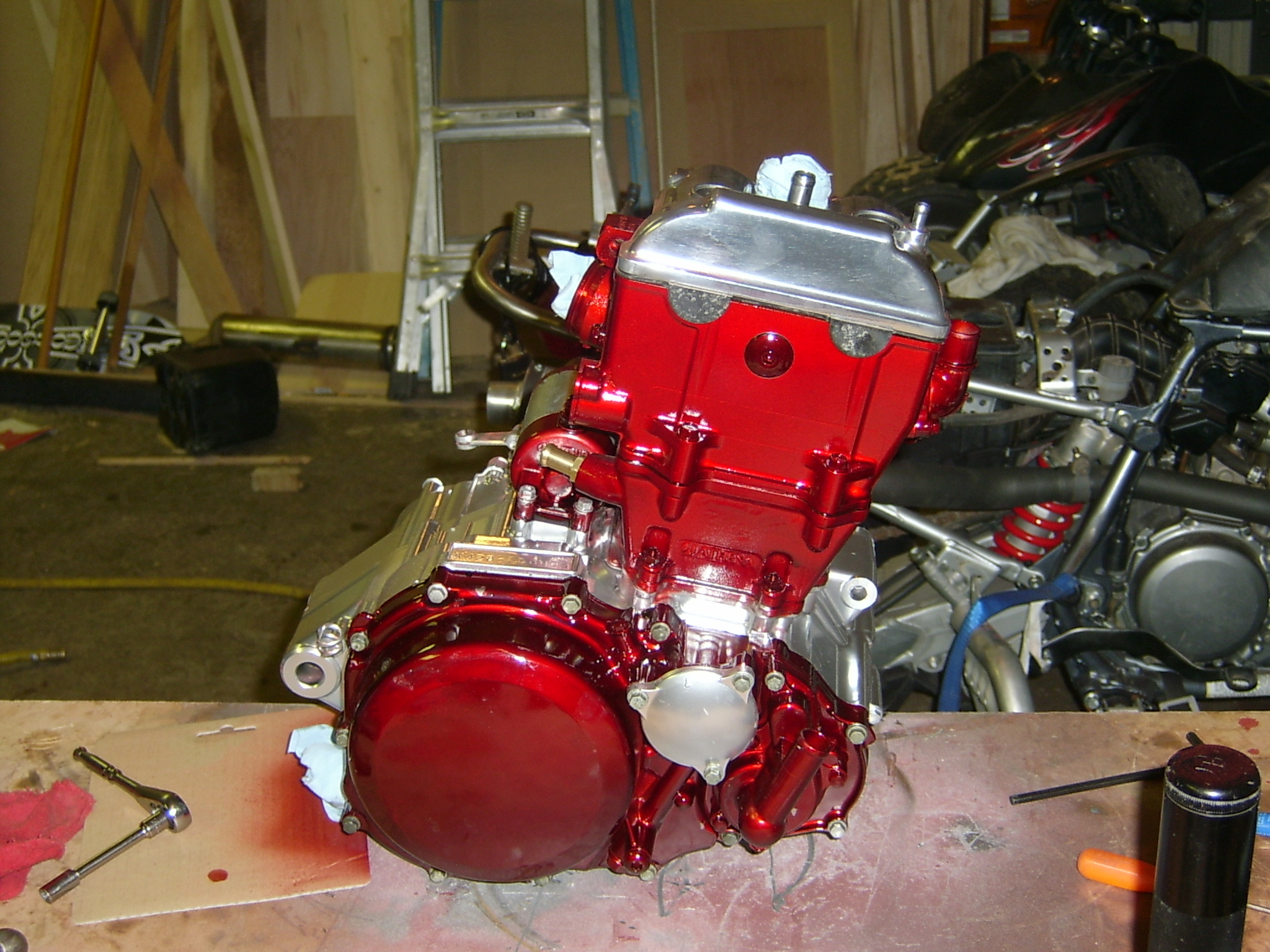 Engine Build Done Suzuki Z400 Forum Z400 Forums