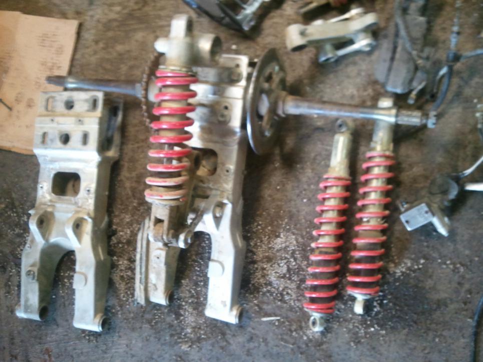 2003 Ltz400 Parts