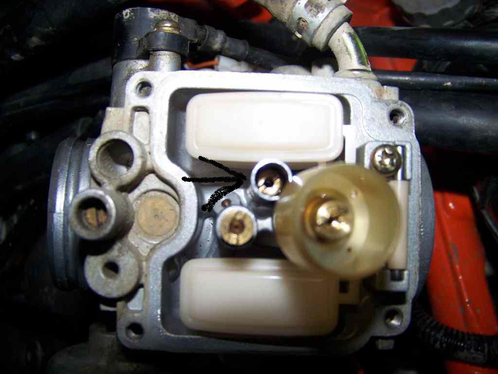 Kfx-400 Carb Dirty? - Suzuki Z400 Forum : Z400 Forums