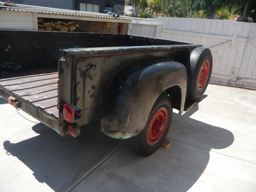 pickup bed trailer for sale - 28 images - armslist for ...