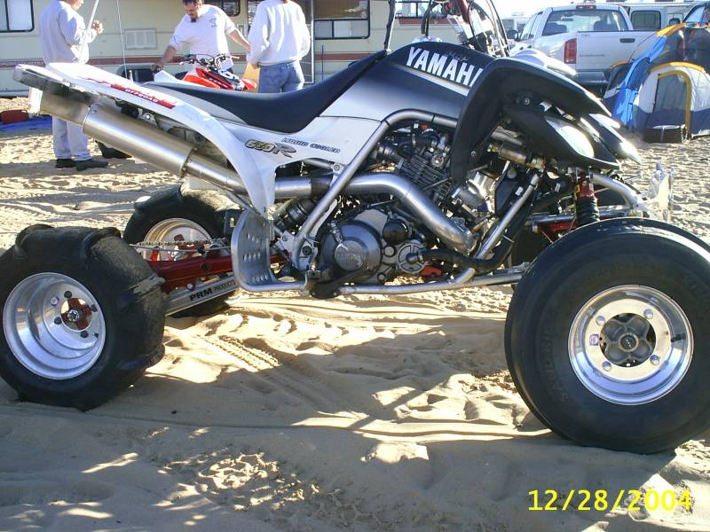 What Oil To Use In Yamaha Raptor