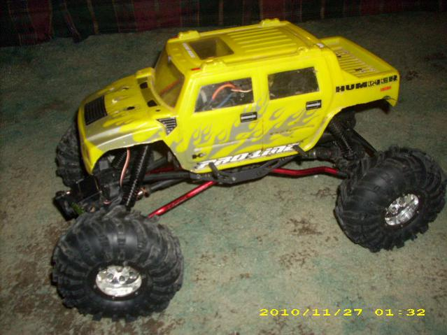 competition rc rock crawler for z400 stuff - Suzuki Z400